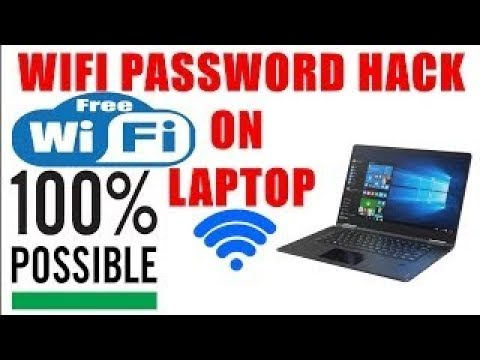 How to find saved wifi passwords on Windows/10/8.1/8/7/XP PC or Laptop