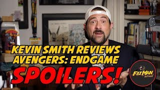 Download Kevin Smith Reviews Avengers: Endgame - SPOILERS! Video