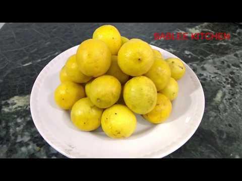 Instant Lemon Pickle  |  बिना  तेल  के निम्बू  का  मसाले वाला  अचार