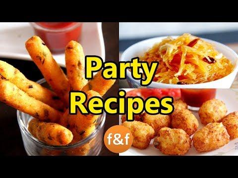 3 Quick and Easy Vegetarian Snacks Recipes    3 आसान नाश्ता रेसिपीज