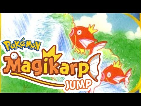 Why MAGIKARP JUMP may be the BEST GAME EVER!