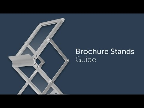 Brochure Stands Guide