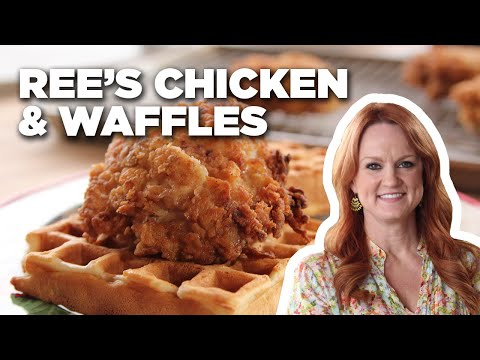 Ree's Chicken and Waffles | Food Network