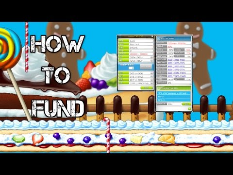 Maplestory How to fund your character efficiently