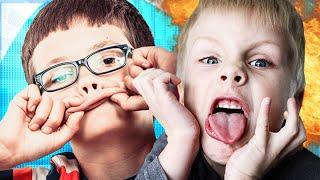 THE TWO WEIRDEST KIDS ON MINECRAFT