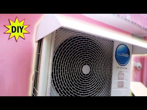 Making AC Outlet Ventilator Cover - DIY