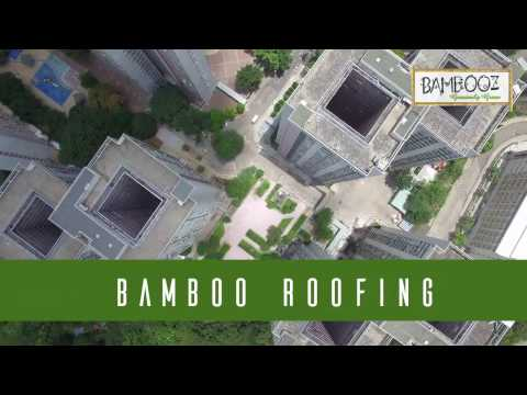 How to do Bamboo Roofing: Bamboooz guide