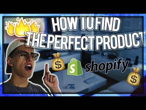 HOW TO FIND THE PERFECT PRODUCT TO DROPSHIP