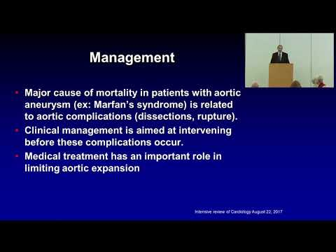 Medical Therapy for Marfan Syndrome