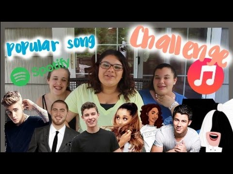 guess the popular song challenge //ft. emma & diffley