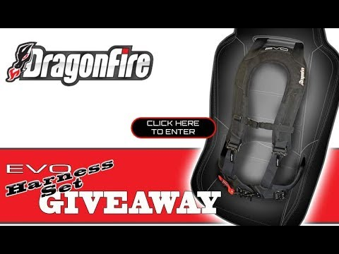 Dragonfire EVO Harness Set Giveaway