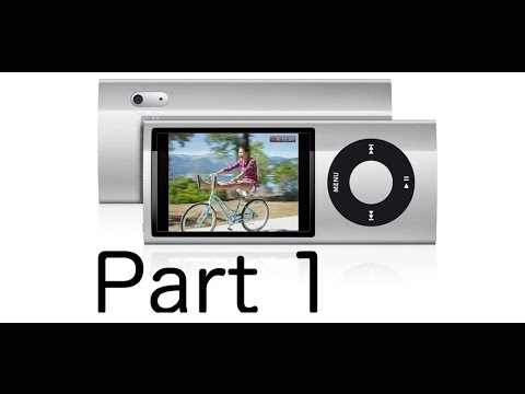 How NOT to disassemble an iPod Nano 5G - Part 1