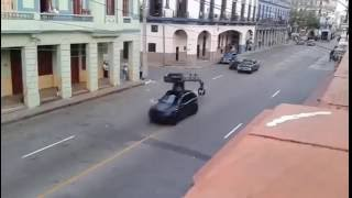 Fast & Furious 8 is being filmed in Cuba. Here is a little behind the scenes action