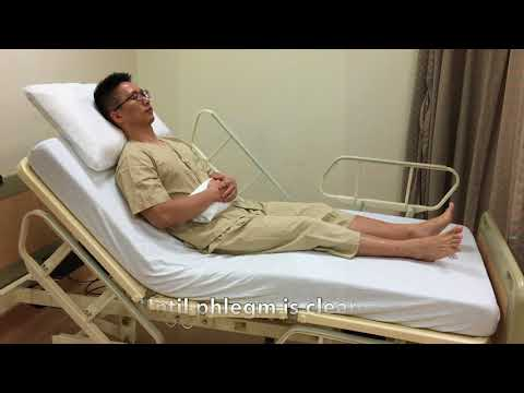 Pre-surgery education: Physiotherapy after abdominal surgery