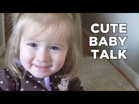 The Cute Little Girl who Won't STOP TALKING!!