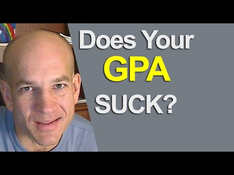 Does your GPA Suck?  Here's how to EXPLAIN in a job interview