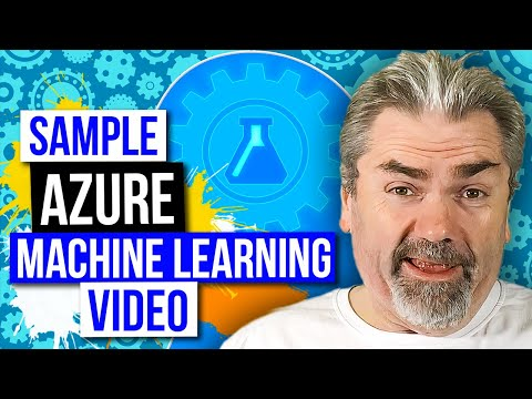 Sample Course Training - Azure Machine Learning using Cognitive Services on Udemy - Official