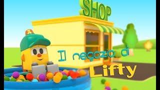 Nuovo! Il negozio di Lifty | il fruttivendolo | Cartoni animati per bambini