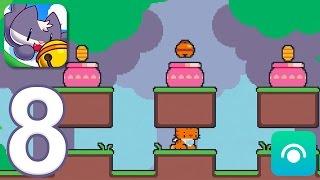 Super Cat Bros: Tales - Gameplay Walkthrough Part 8 - All Secret Levels (iOS, Android)