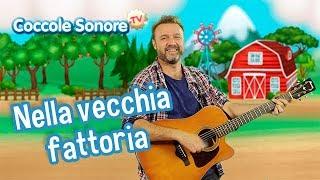 Nella vecchia fattoria - Canzoni per bambini di Coccole Sonore feat. Stefano Fucili