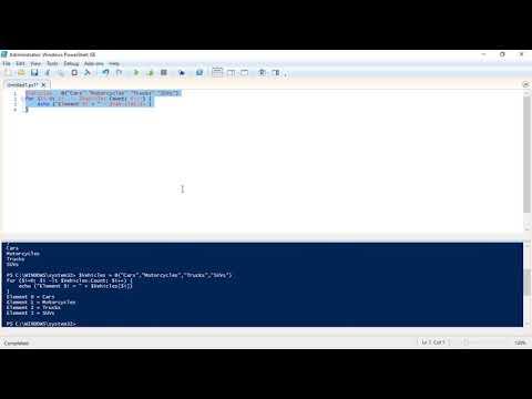PowerShell ForEach Loops