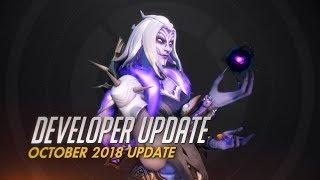Developer Update   October 2018 Update   Overwatch