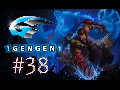 League Of Legends ARABIC Udyr لول رانكد :#38 الدرع الصلب
