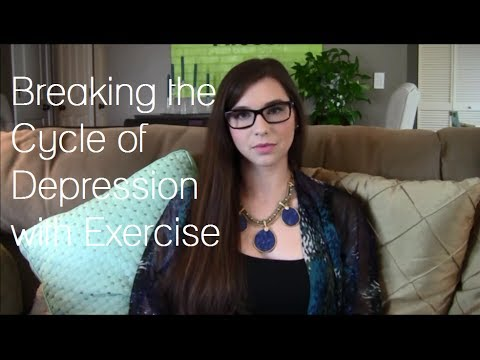 Breaking the Cycle of Depression with Exercise