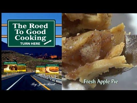 How to Make Fresh Apple Pie