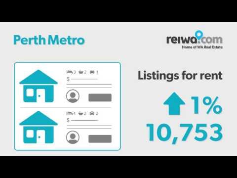Perth metro June 2017 monthly real estate update