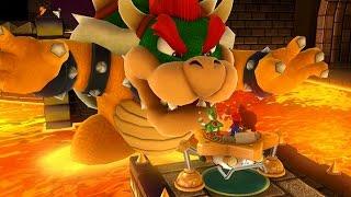 Mario Party 10 Bowser Party Mode Chaos Castle team Mario