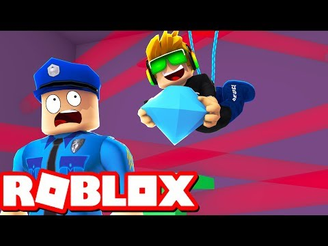 I'M A PRO ROBBER in ROBLOX JAILBREAK! TRY TO CATCH ME COPS!