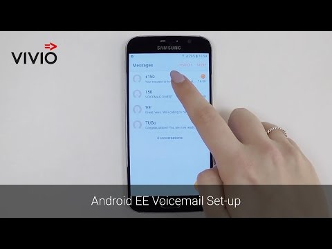 Android EE Voicemail Set-up