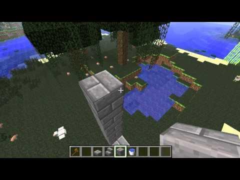 MineCraft Multiverse Portal 1.6.2 Tutorial