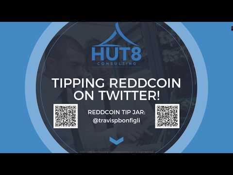 A Hut8 Techtorial on How to Tip Reddcoin on Twitter with the Reddcoin Tip Bot