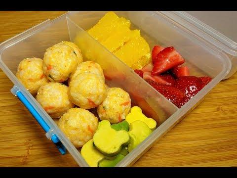 Easy Rice Balls Recipe (Bento Box Lunch Idea)