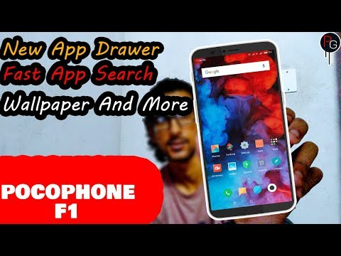 This Is Something New|| PocoPhone F1  Launcher For Your All  Xiaomi Devices ||  Tested Redmi Note 5