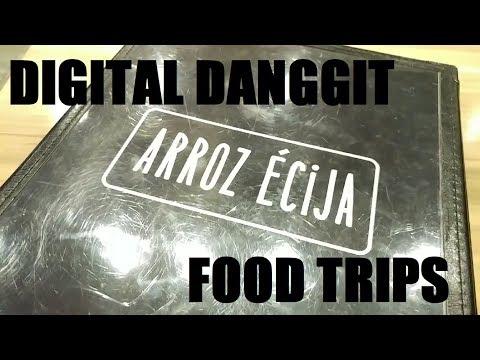 Digital Danggit Food Trips - Arroz Ecija Greenhills