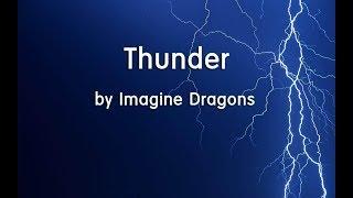 Imagine Dragons - Thunder 썬더 (한국어 자막/가사/해석)