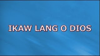 ikaw youtube lyrics