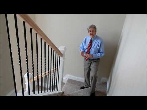 How to Measure Stairs in Square Footage