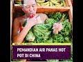 Download PEMANDIAN AIR PANAS HOT POT DI CHINA To Mp4 3Gp Full HD Video 1