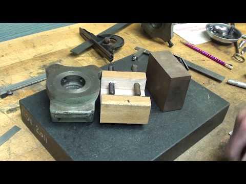 Make Atlas Lathe Milling Attachment pt3Tips #452 tubalcain