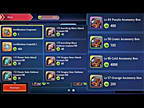 Aura Kingdom Mobile - Consiga acessórios e cristais | Farm de Leisure points