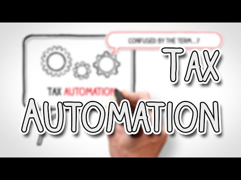 Tax Automation - What is It?