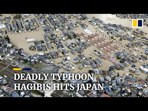 Xxx Mp4 Rescue Efforts Underway In Japan After Deadly Typhoon Hagibis Kills At Least 14 People 3gp Sex