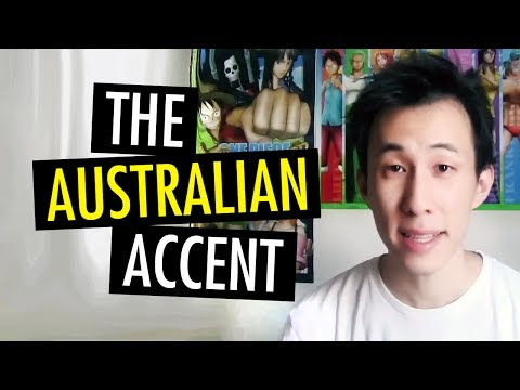 How to Speak with an Australian Accent