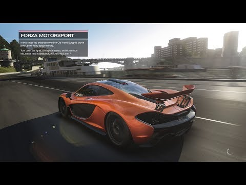 Forza Motorsport 5 - First 21 Minutes of Gameplay [1080p HD]   Xbox One