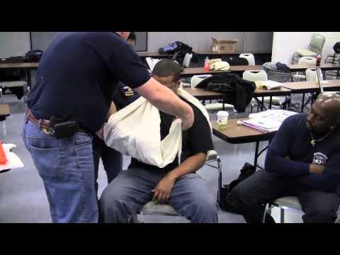 EMT Practical - Collar Bone Fracture