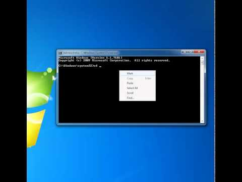 How to Reset Forgotten Oracle Database SYS AS SYSDBA Password on Windows 7